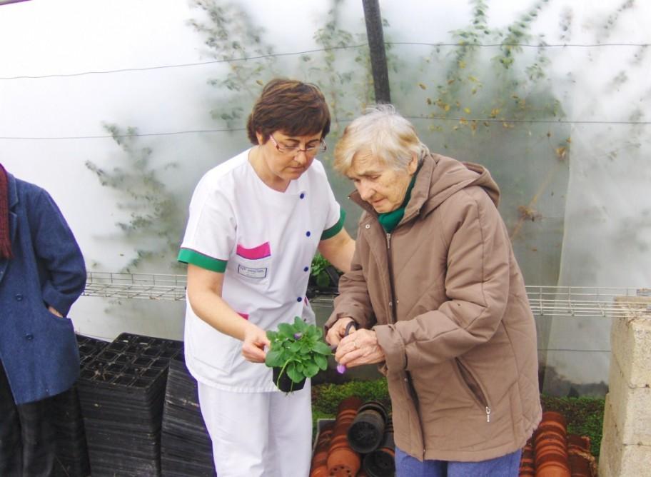 PLOUGASTEL – Maison de retraite