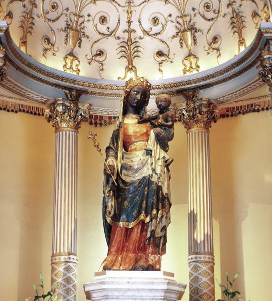 La Vierge noire, Notre Dame de Bonne Délivrance