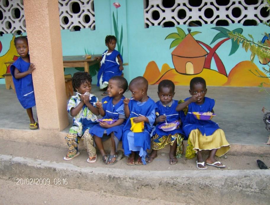 BÉNIN - Mission catholique de KILIBO