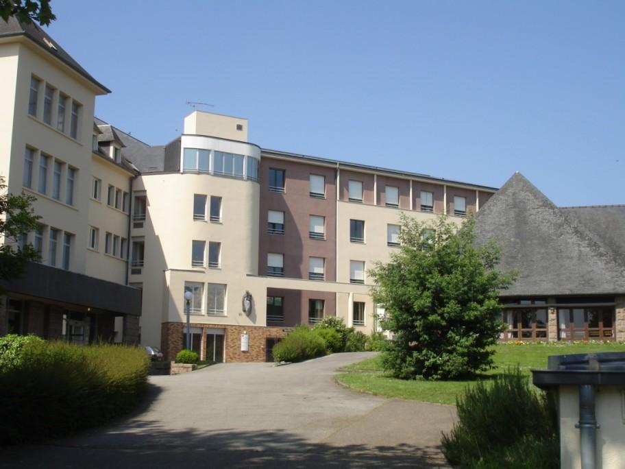 Bain de Bretagne - Hôpital Saint Thomas de Villeneuve