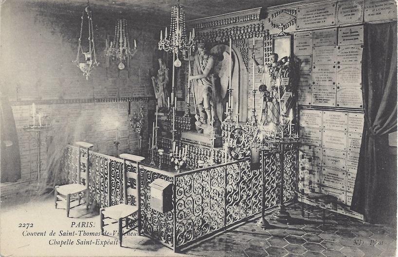 Chapelle Saint-Expedit