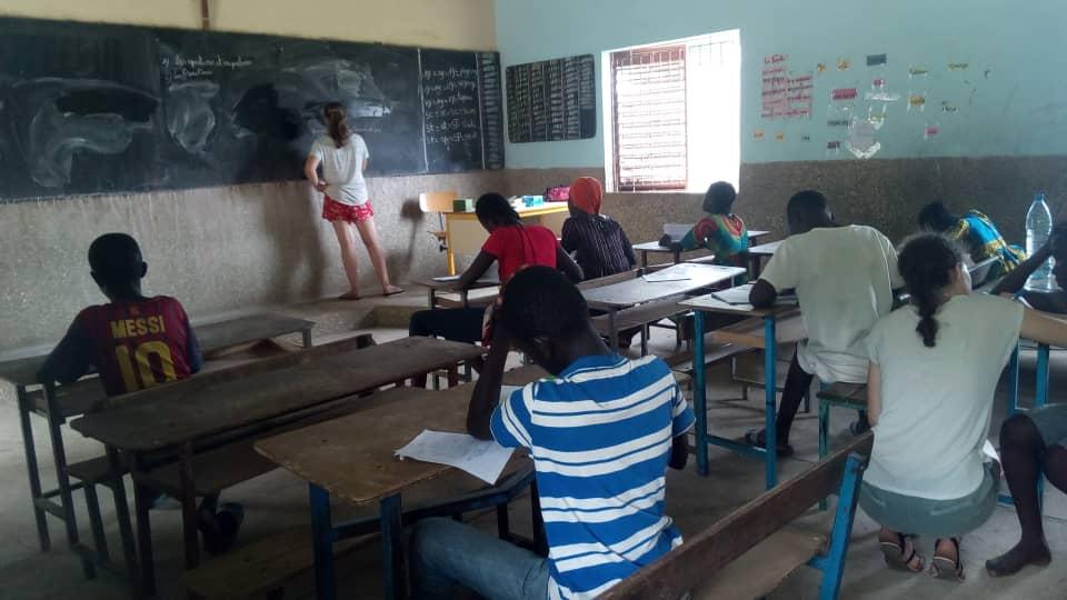 DJILAS - Soutien scolaire aux élèves