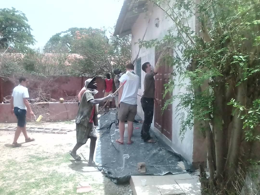 MBODIÈNE - Travaux de rénovation