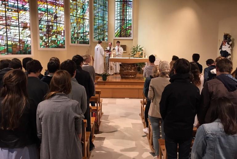 Messe à la chapelle